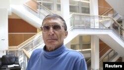 Aziz Sancar, jedan od dobitnika Nobelove nagrade za hemiju 2015.