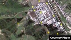 Ilustrim - Një nga burgjet e Koresë së Veriut