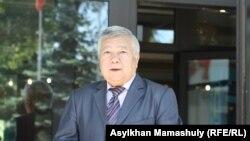 Экономист Тохтар Есиркепов.