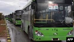 Автобусы для эвакуации