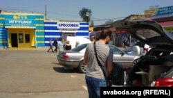 Гамельчукі на закупах у Чарнігаве