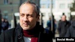 Александр Подрабинек, бывший советский диссидент, правозащитник, российский публицист и журналист
