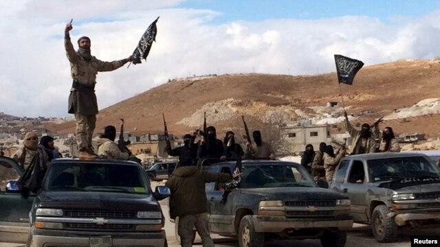 Borci Fronta al-Nusra