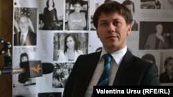 Oleg Efrim, ministrul justiției în studioul Europei Libere de la Chișinău
