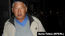 Теламан Тұманшиев: «Поез кетіп қалған соң полиция билетімді қайтарып берді». Атырау, 23 қыркүйек 2010 жыл.