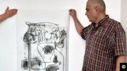 """Razvan Luscov profesor la Institutul de Arhitectură """"Ion Mincu"""" din Bucureşti,"""