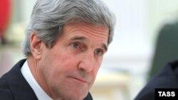 Джон Керри, государственный секретарь США. Москва, 7 мая 2013 года.