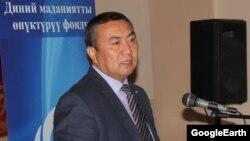 Зайырбек Эргешов