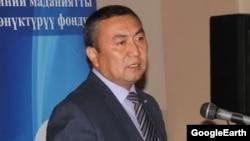 Зайырбек Эргешов.