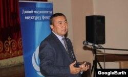 Эргешов Зайырбек