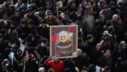 Иран генерал Касем Сүлейманиді аза тұтып жатыр