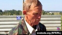 Антон Віктаровіч, ініцыятар усталяваньня помніка