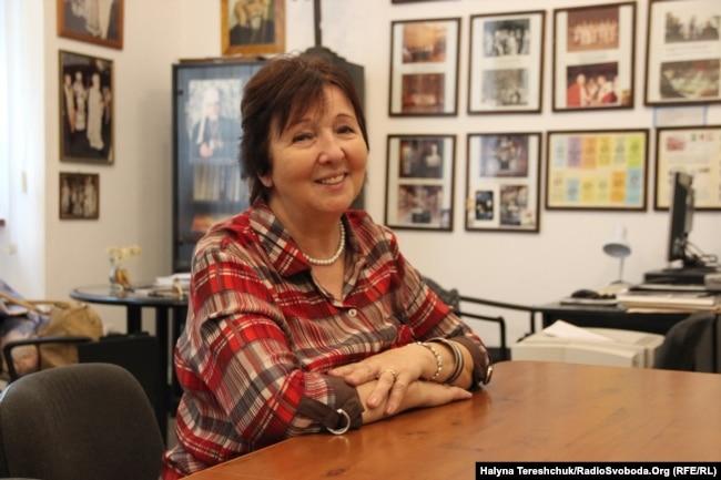 Ірина Коломиєць, донька священика-підпільника Степана Коломийця