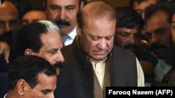 Ish-kryeministri pakistanez, Nawaz Sharif.