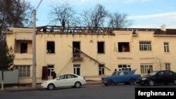 Конфликт в администрации города Ферганы произошел из-за отсутствия ремонта во многих многоэтажных домах.