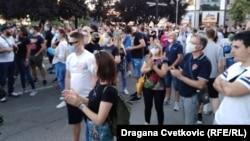 Серби протестують проти повернення карантину