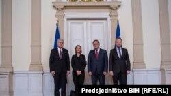 Prilikom ranijih susreta BiH Predsjedništva sa Federicom Mogherini, arhivski snimak