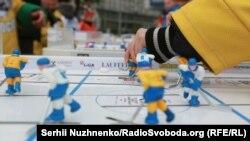 Фан-містечко у рамках Чемпіонату світу з хокею, Київ