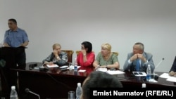 Заседание Общественного совета МВД. 8 июня 2018 года.