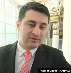 Сулаймон Шоҳзода