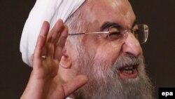 Presidenti i Iranit, Hassan Rohani, në Romë.