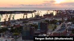 Клайпедзкі порт, фота ©Shutterstock