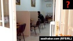 Internet kafe, Türkmenistan