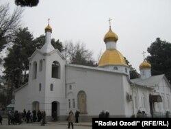 Ибодатгоҳи масеҳиён дар Душанбе