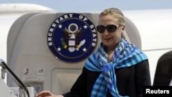 Sekretarja amerikane e shtetit, Hillary Clinton