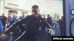 Влад Содель зняв на фото одного з нападників