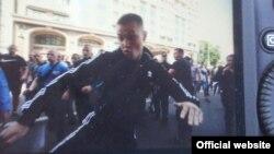 Журналіст Влад Содель зняв на фото одного з нападників