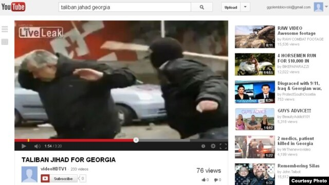 Refworld | Kyrgyz man wanted in Georgia 'jihad' video