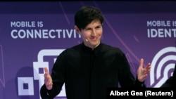 Основатель мессенджера Telegram Павел Дуров.
