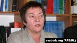 Жана Літвіна, старшыня БАЖ