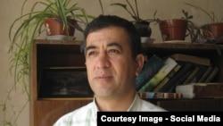 Репортер «Озоди» (Таджикской редакции радио «Свобода») Масум Мухаммадраджаб.