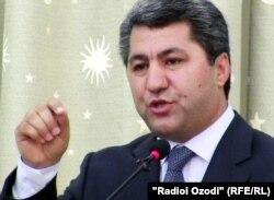 Муҳиддин Кабирӣ, раиси ҲНИТ ва вакили МН