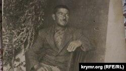 Батько Гульнари Мустафаєвої, сімейний архів