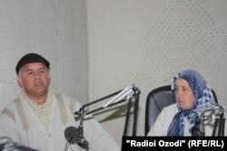 Мирзохон Каримов ва ҳамсараш