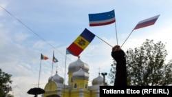 De Ziua Rusiei, la Comrat