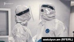 Doctori în perioada pandemiei