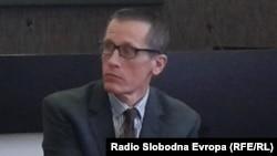Амбасадорот на Велика Британија во Македонија,Чарлс Гарет.
