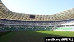"""""""Bunyodkor""""ning 2012 yilda qurib bitkazilgan stadioni."""