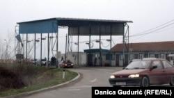 Jedan od graničnih prelaza na istoku BiH, prema Srbiji