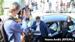 Misala Pramenković dolazi u Skupštinu Srbije na konstitutivnu sednicu 3. avgusta