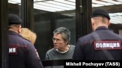 Алексей Улюкаев на заседании Мосгорсуда
