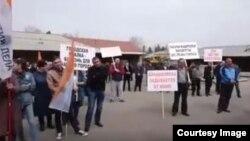 Пикеты против власти, Северная Осетия