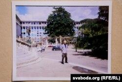 Алесь зноў у Алесе. 2000