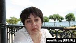 Надежда Атаева