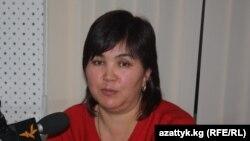 Аскер Сакыбаева.