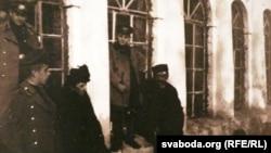 Паны Жэброўскія, гаспадары Залесься да 1939 году